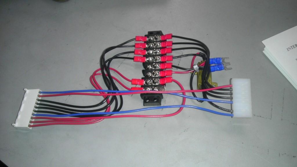 power network and regulation assemblies1