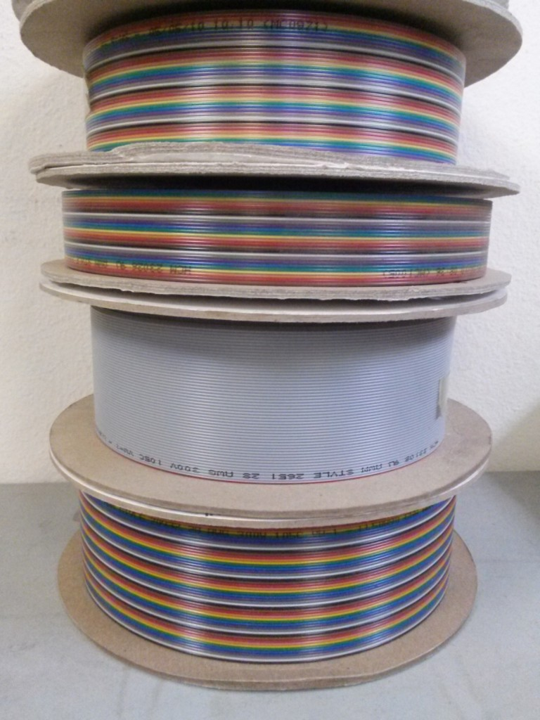 ribbon flat cable1